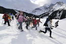 Snow-Shoe Race